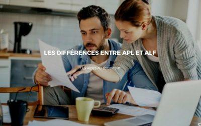 Quelles sont les différences entre l'APL et l'ALF ?