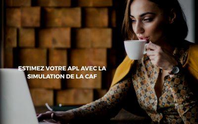 Utiliser l'outil de simulation de la CAF pour calculer son APL.